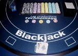 table de blackjack - Technomage